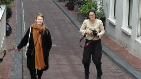 Bedrijvige Vrouwen filmt *
