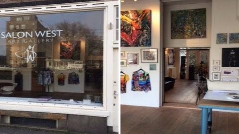 Galerie Salon West
