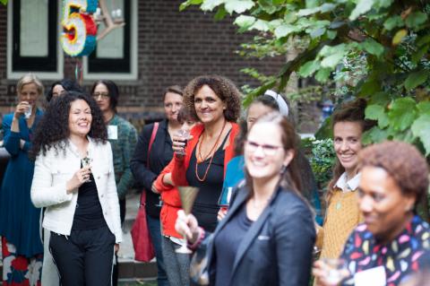 Bedrijvige Vrouwen Vijf jaar: een gelukkig jubileum
