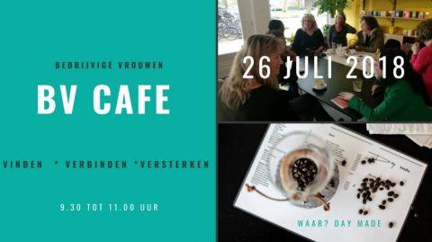 BV Café 26 juli 2018