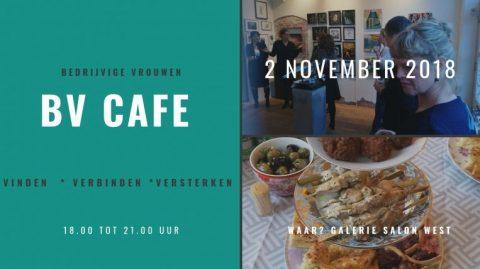 BV Café 2 november 2018