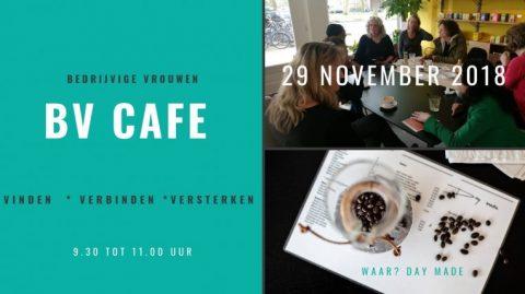 BV Café 29 november 2018
